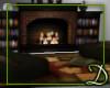 [D] Reader's Fireplace