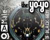 jm| YoYo Gemstone (M)