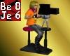 TV Camera + Pose