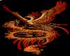 Phoenix an Dragon