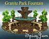 Granite Park Fountain