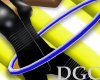 *DGC Blue Gel hoop