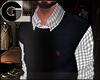 GL| Navy Sweater Vest